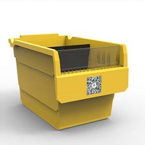 Plastic bin Shelving & Racking